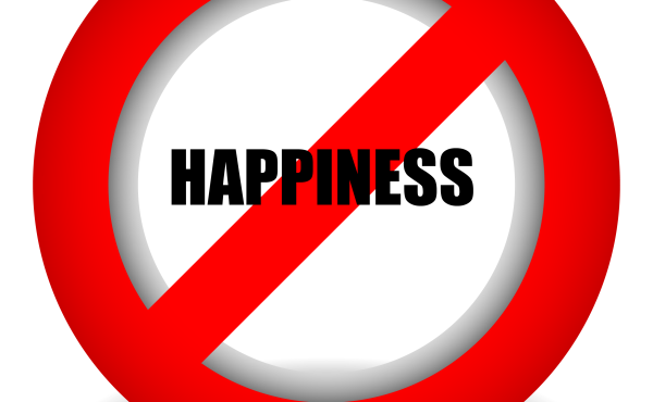 no happiness bekindr